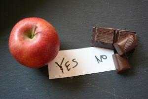 Apfel Schokolade Yes No